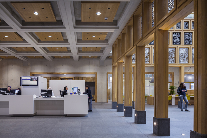 Gemeentehuis Deventer, Neutelings Riedijk architecten