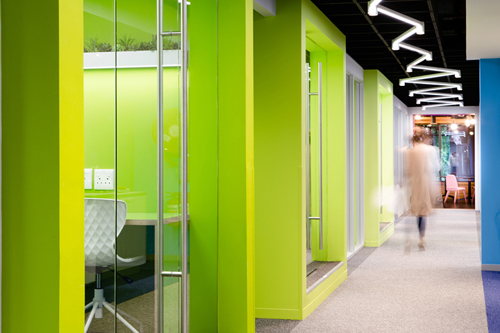 Korbicom Offices Cape Town South Africa By Conduit Interior