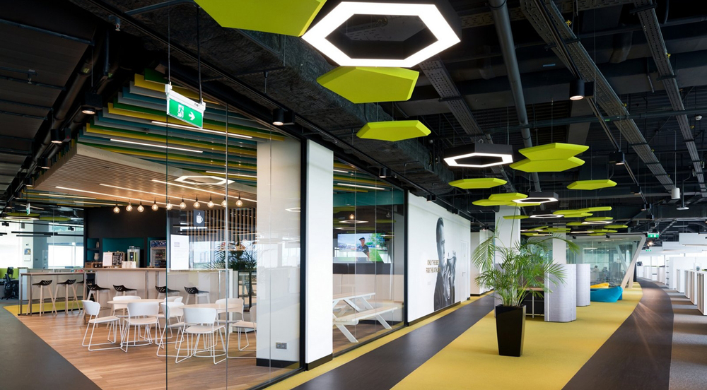 google moscow office pure. Google Moscow Office Pure I