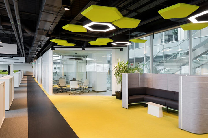 google moscow office pure. Google Moscow Office Pure